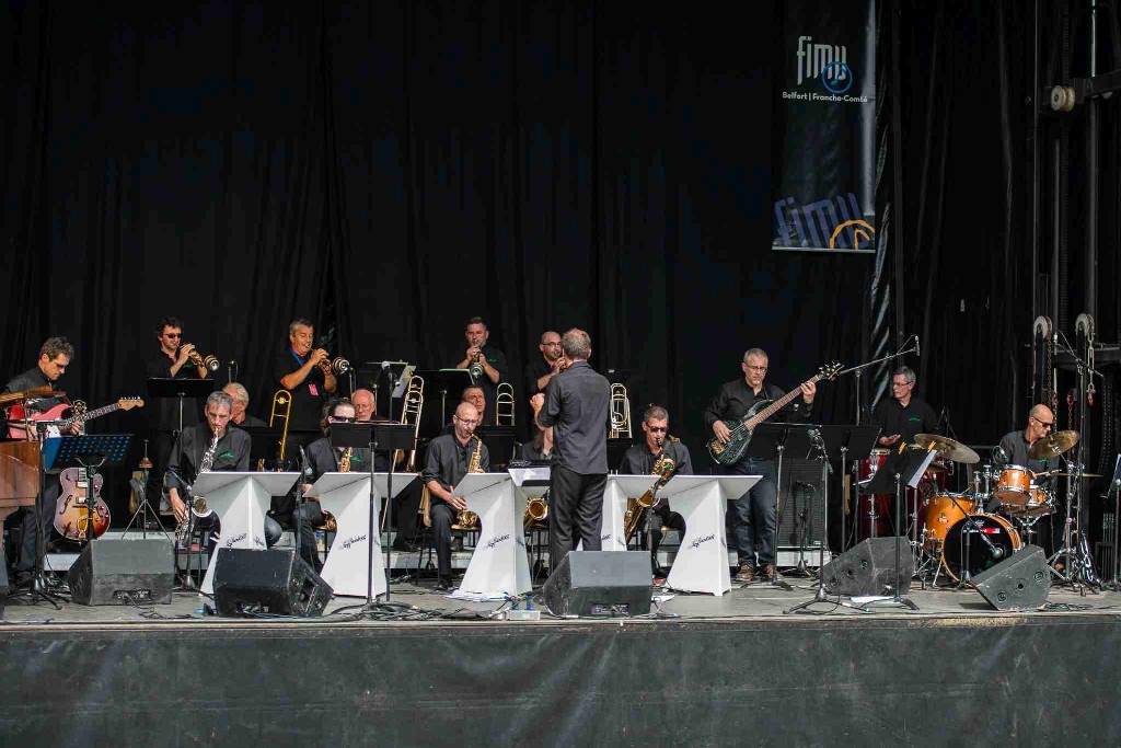 FIMU 2014 à Belfort ( Festival International de Musique Universitaire)